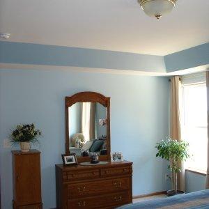 Custom in Cresco, bedroom