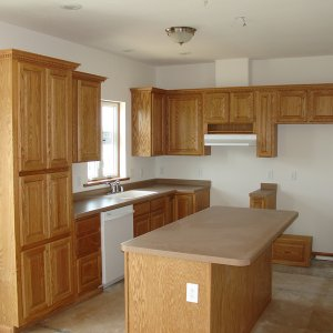 Limited II in Marble Rock, kitchen