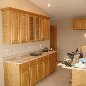 Custom in Cresco, kitchen construction