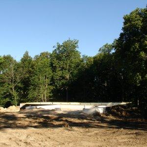 Loft in Hampton, foundation