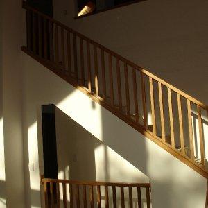 Loft in Hampton, staircase