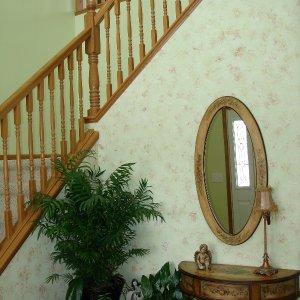 Telmark in Decorah, staircase