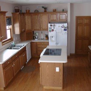 Mapleton in Decorah, kitchen