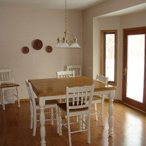Mapleton in Decorah, kitchen dining