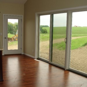 Lakewood in McGregor, patio doors