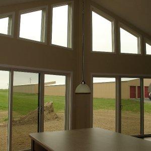 Lakewood in McGregor, windows