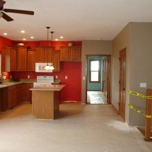 Spectrum in Osage, kitchen
