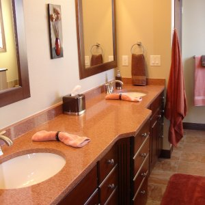 Riverwood in Detroit Lakes, bathroom