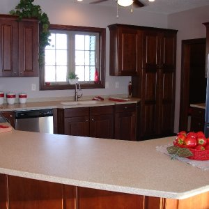 Riverwood in Detroit Lakes, kitchen