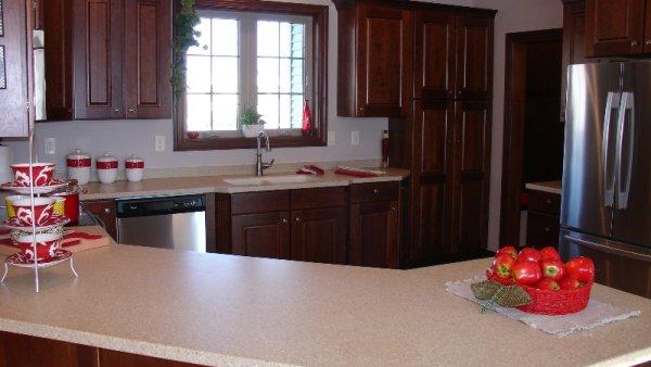 Riverwood in Detroit Lakes, kitchen