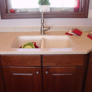 Riverwood in Detroit Lakes, kitchen sink