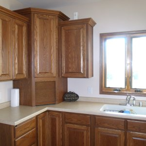 Brookdale in New Hampton, kitchen