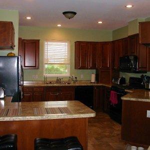 Northwood in Calmar, kitchen