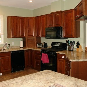Northwood in Calmar, kitchen